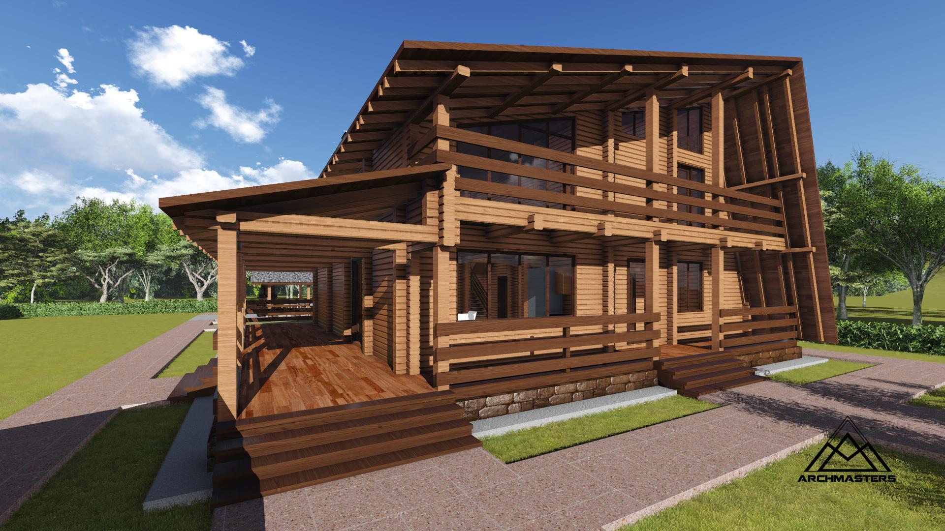 Проект дома Дизайн интерьера Новосибирск
